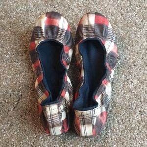 Anthropologie Lucky Penny Flats